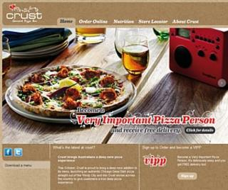 Crust Pizza - Gluten Free On Request - NSW, VIC, ACT, QLD, TAS, WA