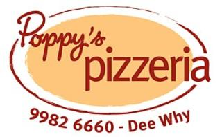 Poppy's Pizzeria - Dee Why Sydney - Ph 02 9982 6660