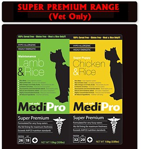 Gluten Free Pet Food - MediPro - OEM Pet Care Australia